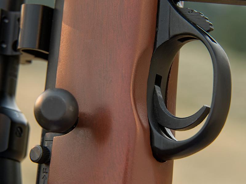 Armscor M1400TS Rimfire rifle trigger