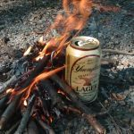 Beer Can Boil water