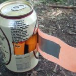 Beer Can survival kit container