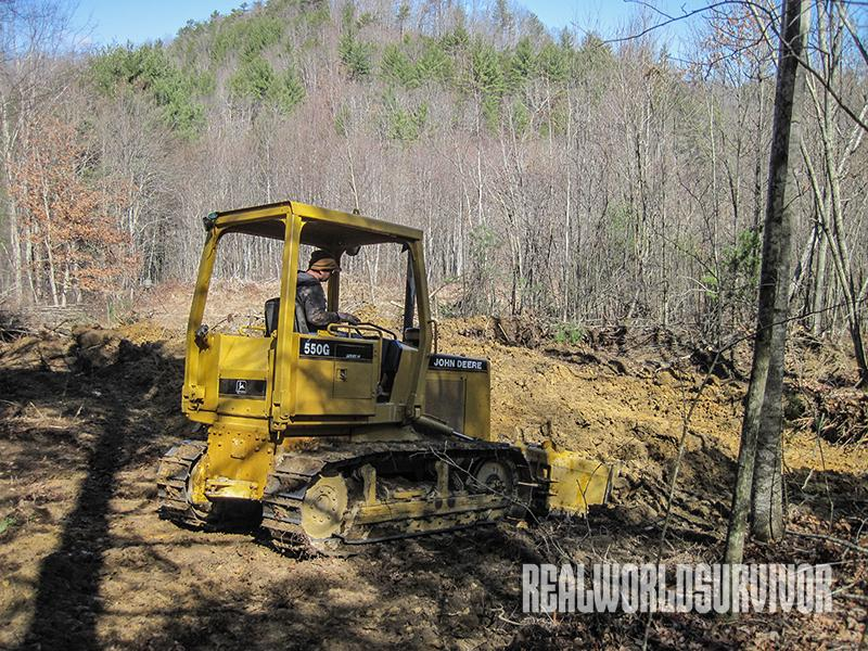You may need dozer work to build your range, so consult with the operator about the best location and layout.