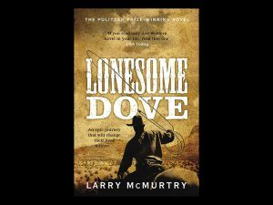Lonesome Dove, a pioneer read