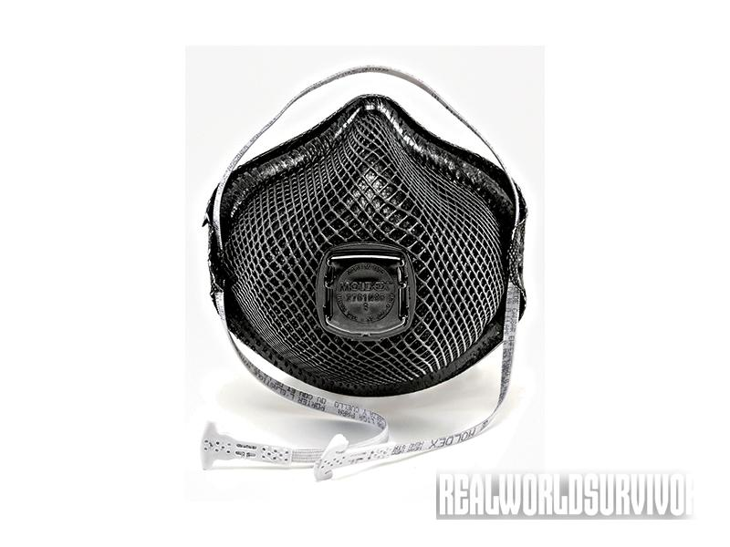 Moldex M2700N95 Special OPS gas mask