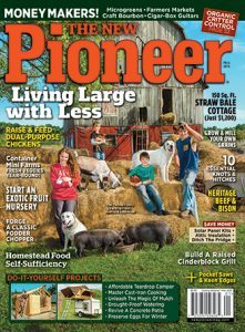 New Pioneer Cover Fall 2015