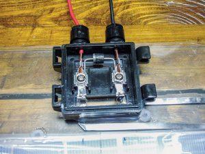 Lofty Energy Solar Panel waterproof connection box