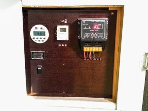 Lofty Energy Solar Panel charge controller