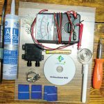 Lofty Energy Solar Panel kit