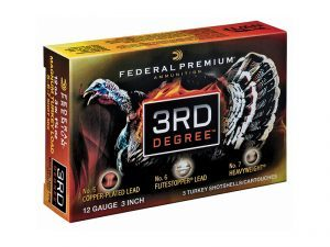 Federal Premium 3rd Degree is perfect for the modern mountain man.