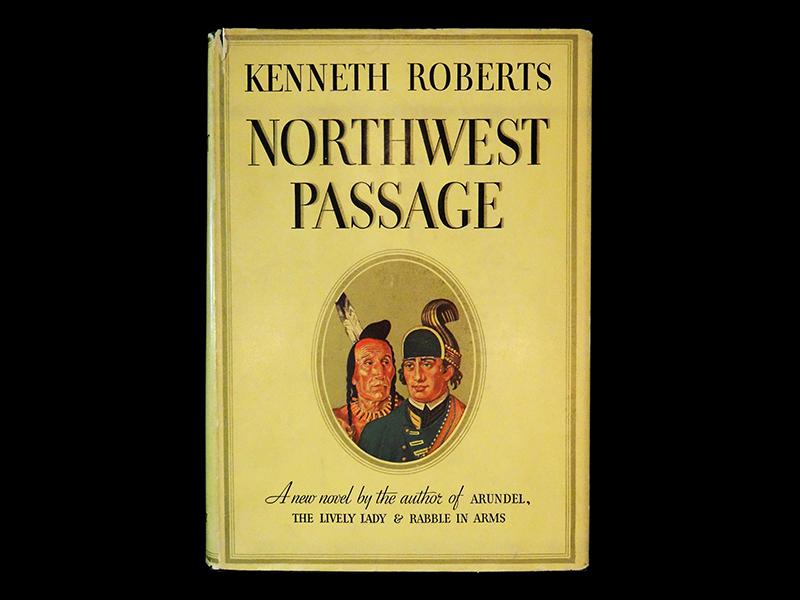 Northwest Passage, a pioneer read