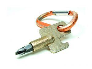 Screwpop Screwdriver MINI carabiner