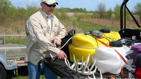 Shed hunting can be a great way to enjoy the outdoors.