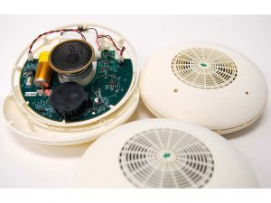 The USFA is improving smoke alarms.