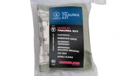 sons shield trauma kit, shield trauma kit, safariland shield trauma kit