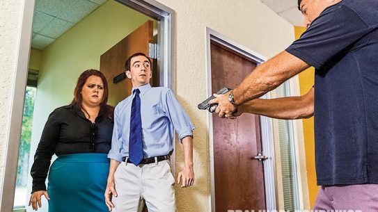 Self-defense tips for workplace assault.
