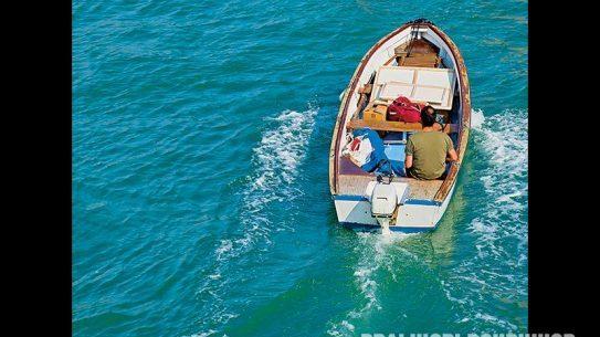 Plan for emergencies at sea.
