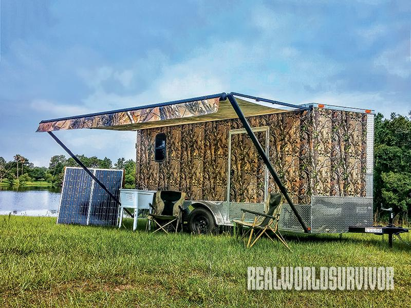 Customize your Bug-Out trailer.
