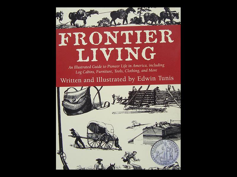Frontier Living, a pioneer read