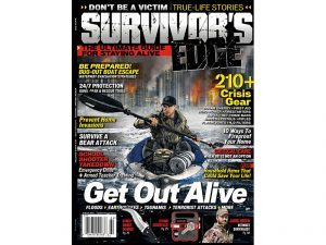 Survivor's Edge Winter 2016