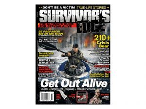 Survivor's Edge, Winter 2016 Issue