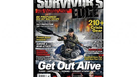 Survivor's Edge, Winter 2016 Issue