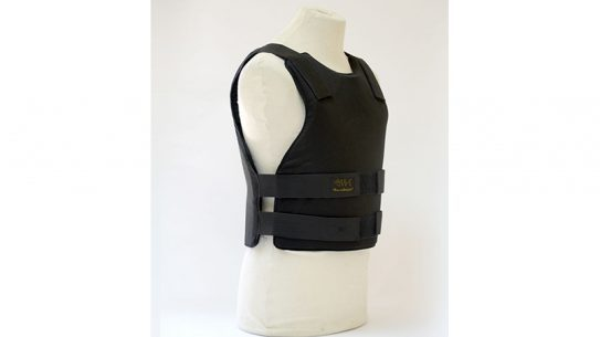 Vests can act as lifesaving armor.