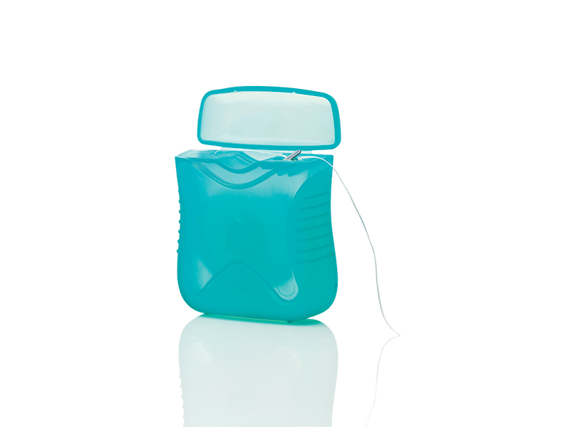 Dental floss can be the lifesaving product to do many things including binding survival gear together.