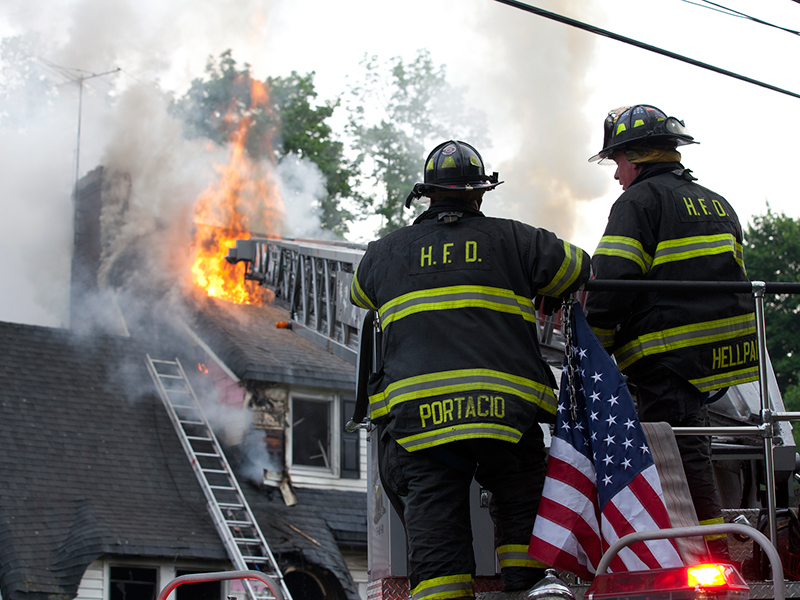 FEMA and the Red Cross are working on a Home Fire Campaign to reduce house fires in the U.S.