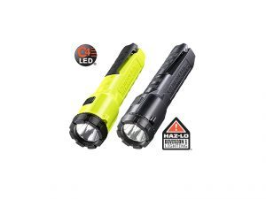Streamlight's 3AA ProPolymer Dualie is available in yellow and black.