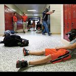 Some schools prepare for a crisis with mock school shooting scenarios.