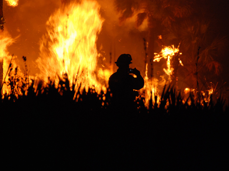 Wildfire preparedness is important to implement before it's too late.