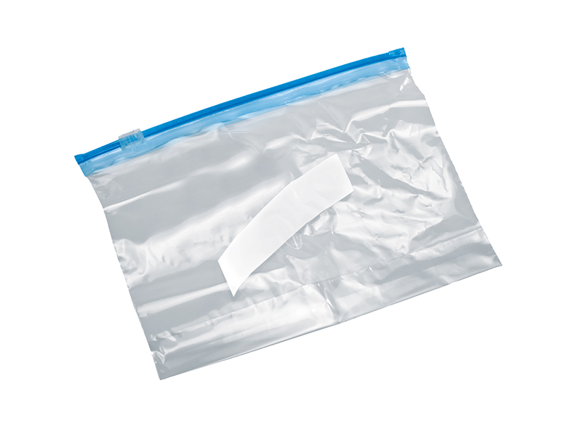 Zip-Seal baggies can hold many important survival items.