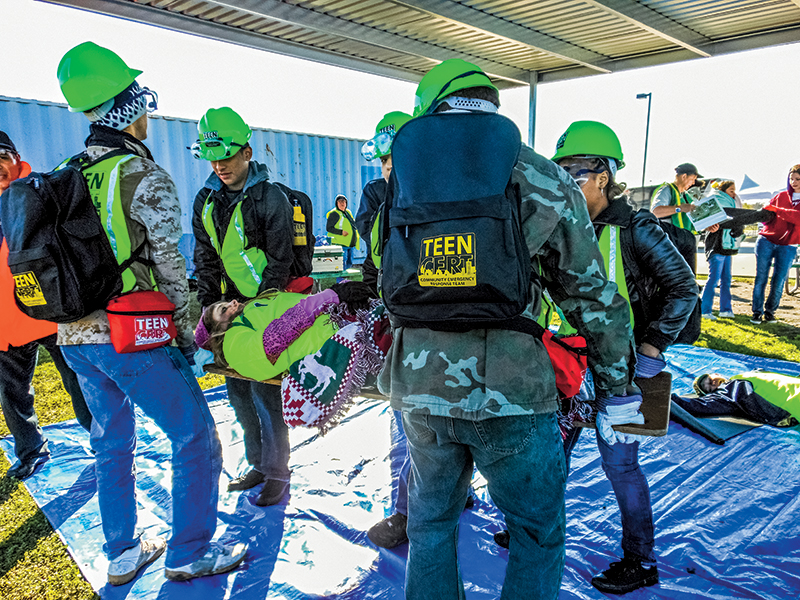 CERT offers training in 28 U.S. states.