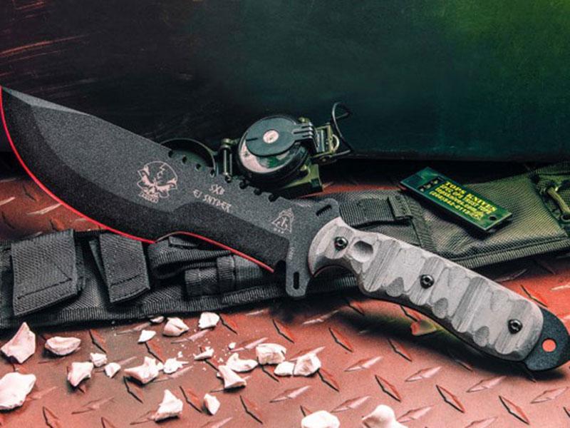 TOPS Knives SXB, EJ Snyder