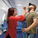 Airplane self-defense
