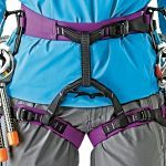 Arc'teryx Ar-385a Harness for mountain climbing