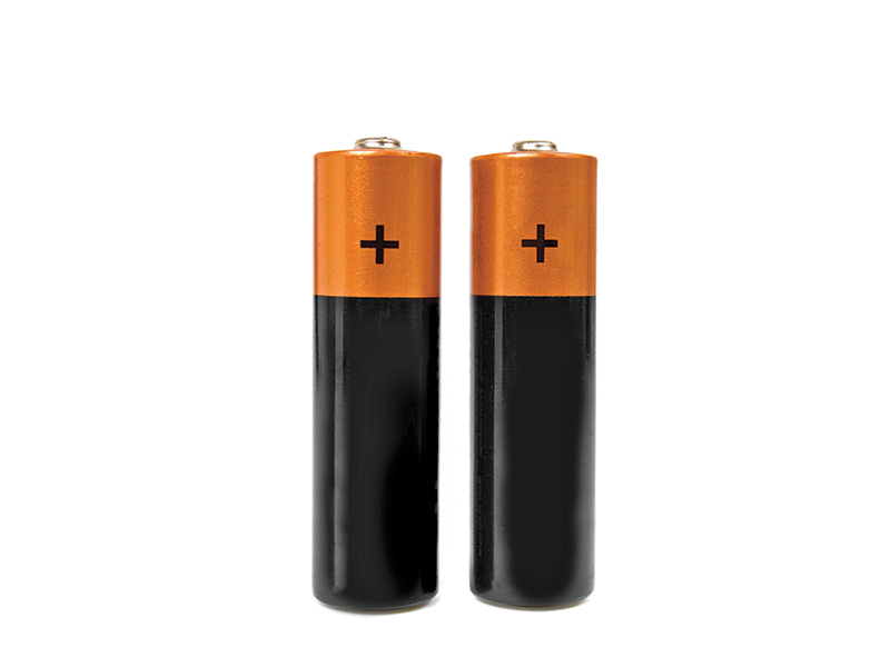 Survival supplies, like batteries, should be kept in dry environments.