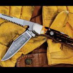 Boker Folding Hunter saw