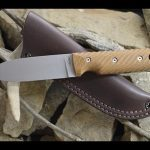 Battle Horse Knives' Bushcrafter