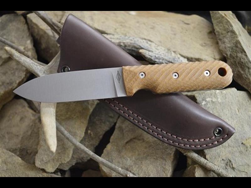 Battle Horse Knives' Bushcrafter