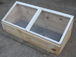 Cold fram DIY project