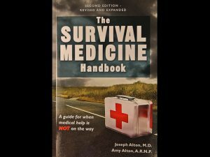 doom and bloom, doom and bloom survival, survival medicine handbook