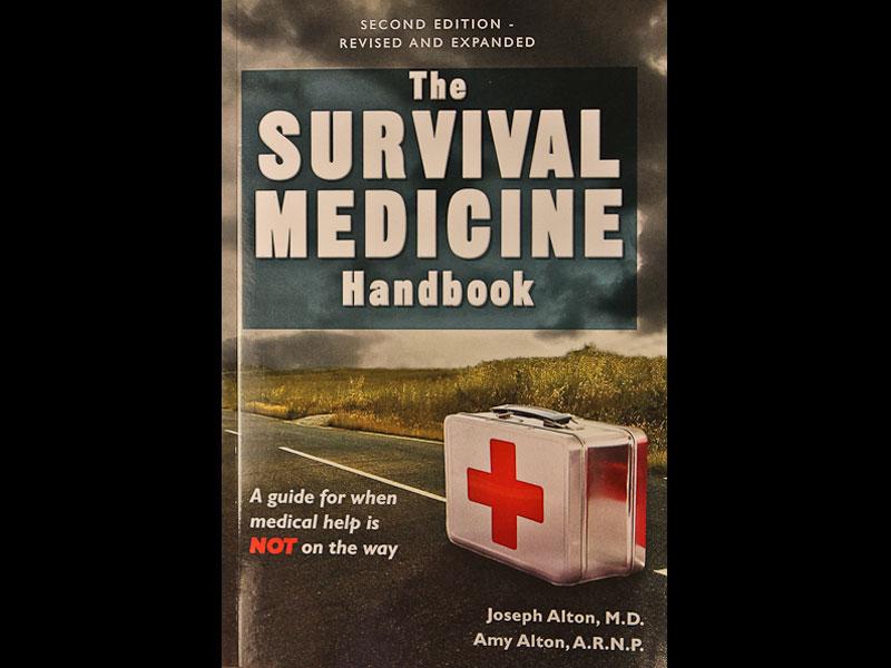 doom and bloom, doom and bloom survival, survival medicine handbook