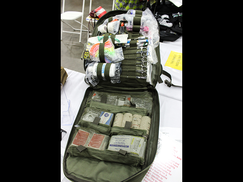 Doom and Bloom Medical Kits for preppers