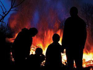 Home fire disaster preparedness