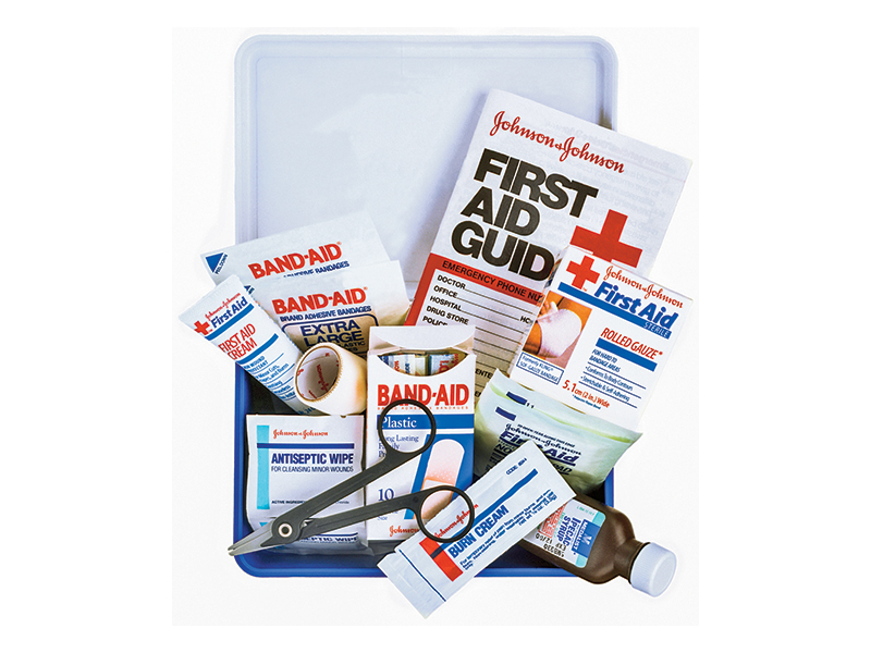 Survival supplies should be able to withstand weather conditions.