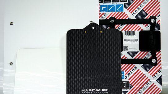 Hardwire Armor Systems bulletproof gear
