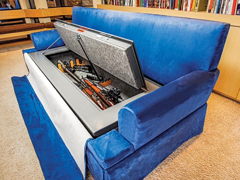 Heracles storage safe