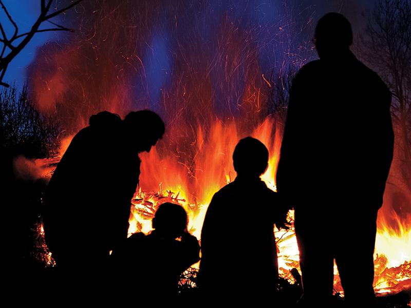 Survive house fires
