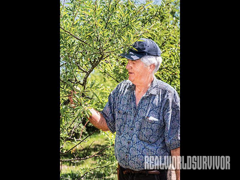 Jim Gilbert shares his fruit growing knowledge.