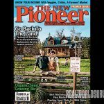 Pholia Farm appeared on the cover of the first New Pioneer issue.