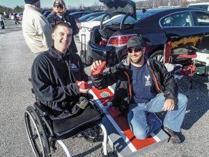 Ultimate Survival Alaska's Jared Ogden gives back to veterans.